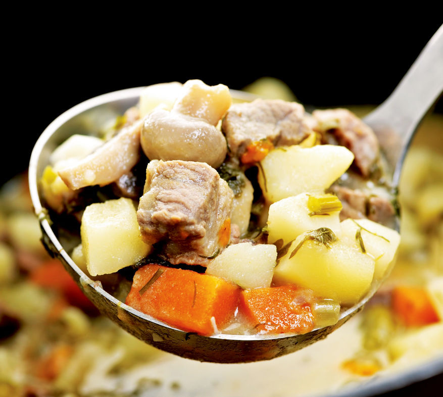 Irish Stew cookery school