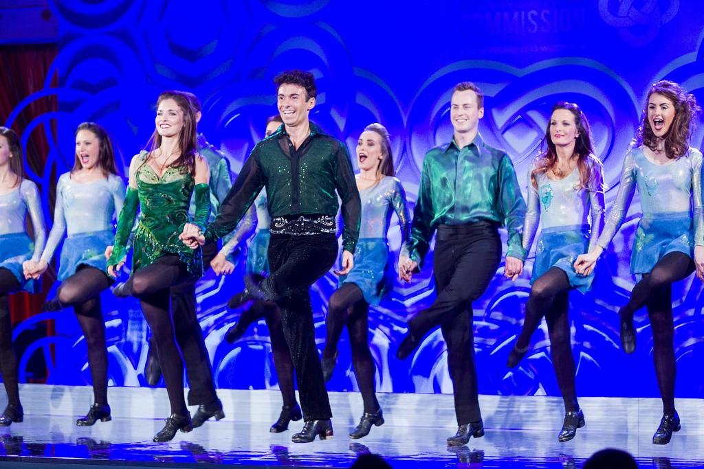 Irish dance para 4