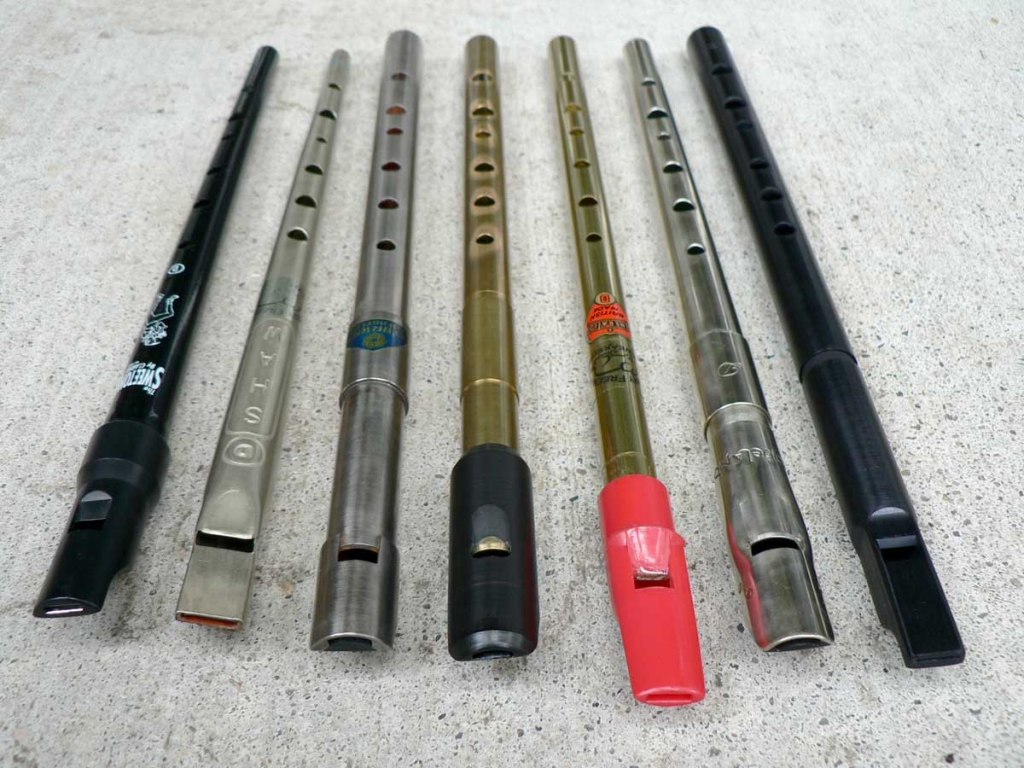 Tin Whistles