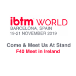 Say Hello at IBTM World in Barcelona 2019