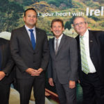Taoiseach promotes Ireland in Los Angeles