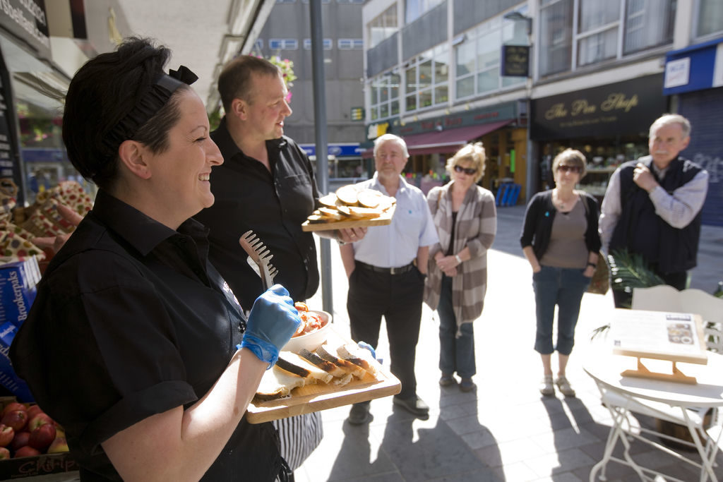 Antrim Coast Food Guide