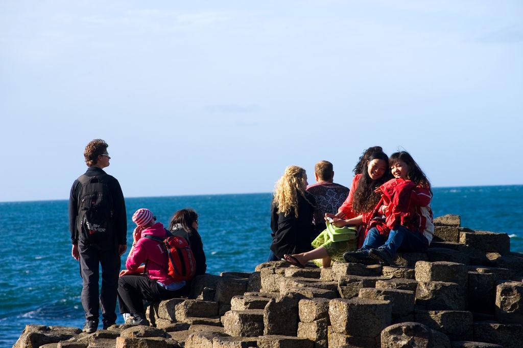 Giant's Causeway Visit