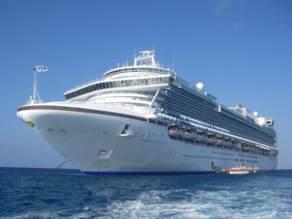 Cruise Liner Ireland
