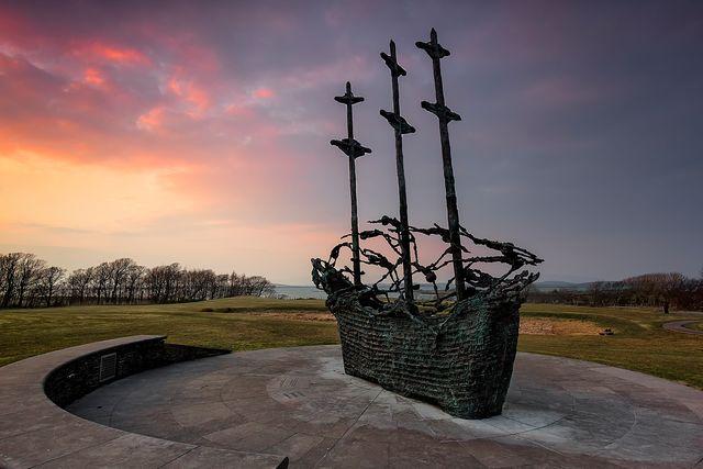 Famine ship Ireland