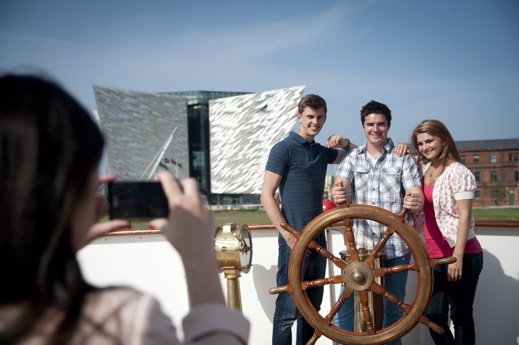 Belfast named in 'Best Destinations to Visit This Decade'